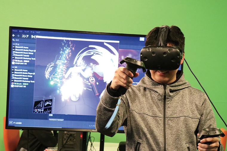 VR映像制作